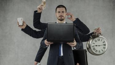 O profissional multitarefa está no alvo das empresas