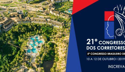 21ª Congresso: faltam apenas 90 dias para a abertura